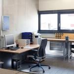Werkstattbüro